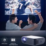ThundeaL - kino domowe z Aliexpress w świetnej cenie - projektor ThundeaL TD60