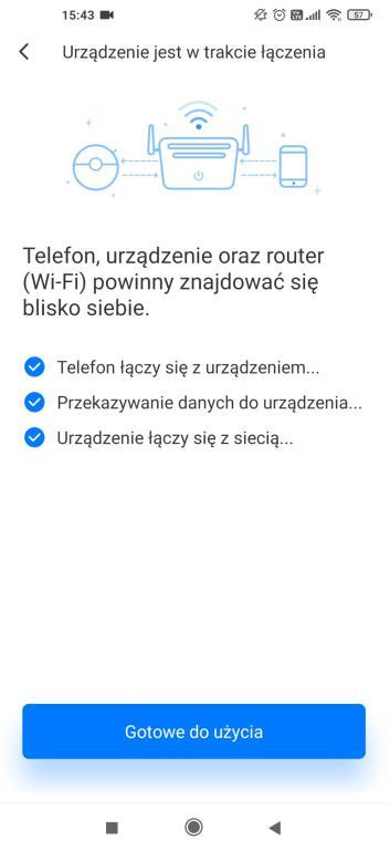 recenzja Roborock S7 -parowanie Roborocka S7 z aplikacją na smartfony