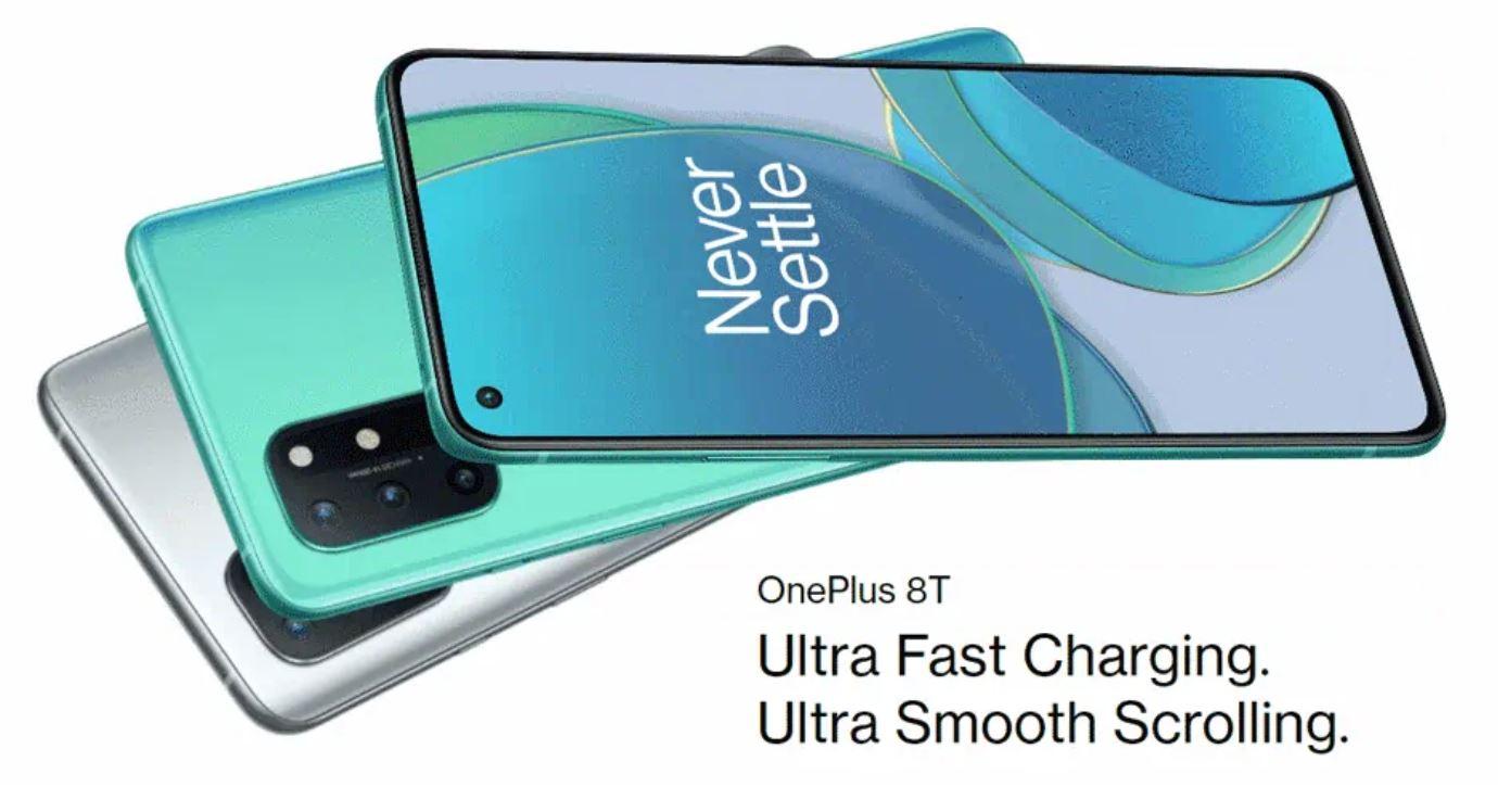 smartfony z Aliexpress - OnePlus 8T