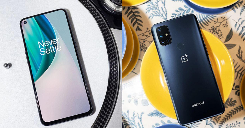 smartfony z Aliexpress - OnePlus Nord N10