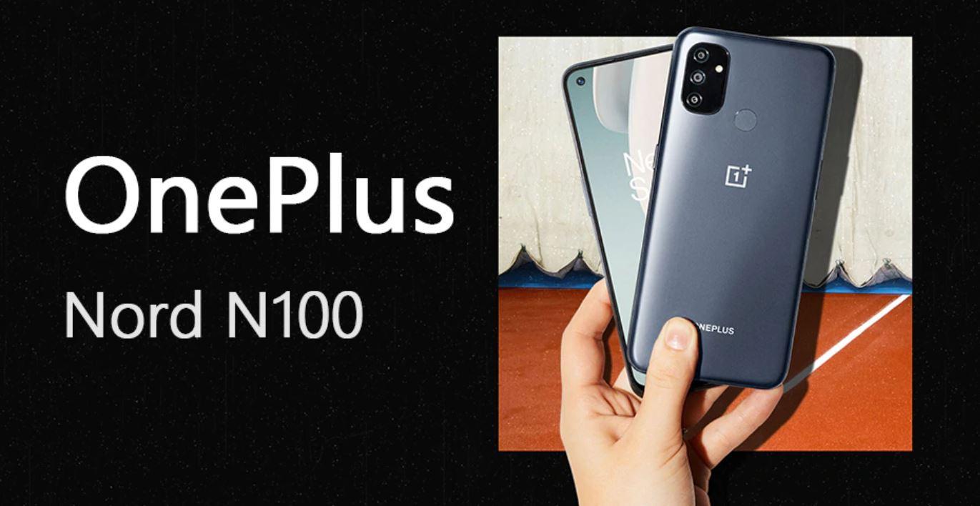 smartfony z Aliexpress - OnePlus Nord N100