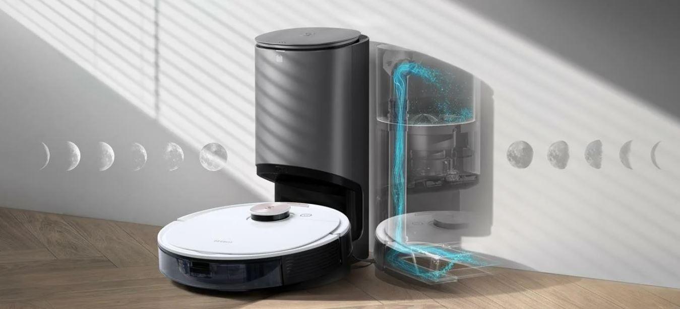 Ecovacs Deebot Ozmo T8+- robot sprzątający