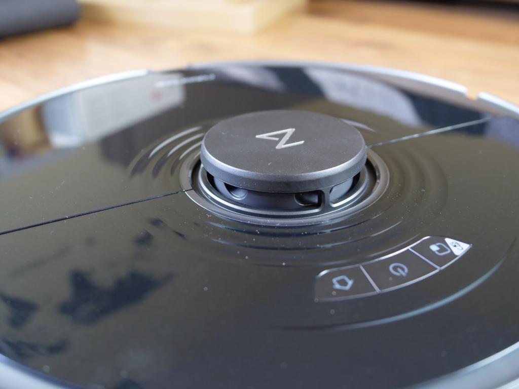 Roborock S7 - recenzja robota sprzątającego z sonicznym mopem - laser LiDAR