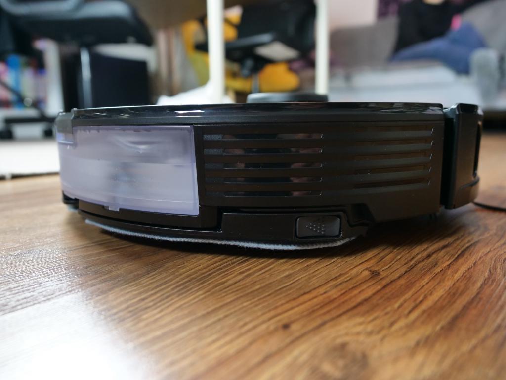 Roborock S7 - recenzja robota sprzątającego z sonicznym mopem - podnoszony mop