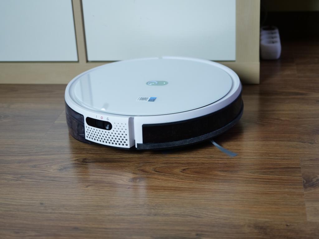 Yeedi K650 - recenzja taniego robota sprzątającego z Aliexpress - jazda