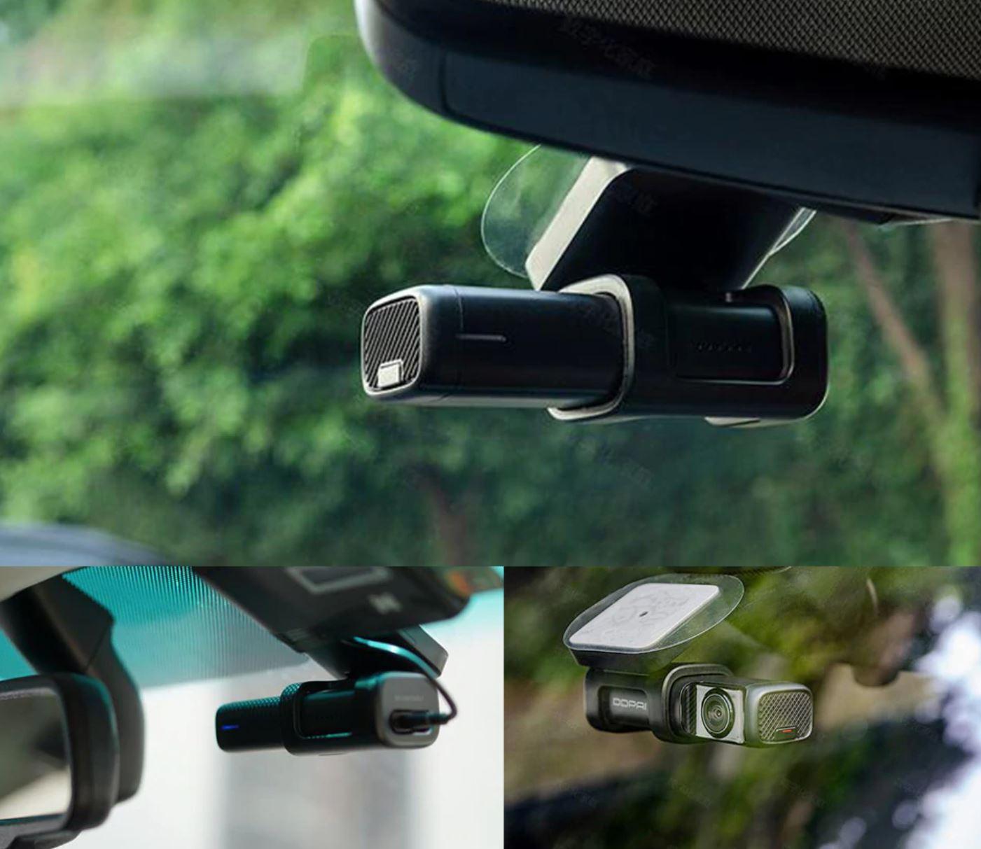 Akcesoria samochodowe z Aliexpress - kamera DDPAI Dash Cam Mini 3