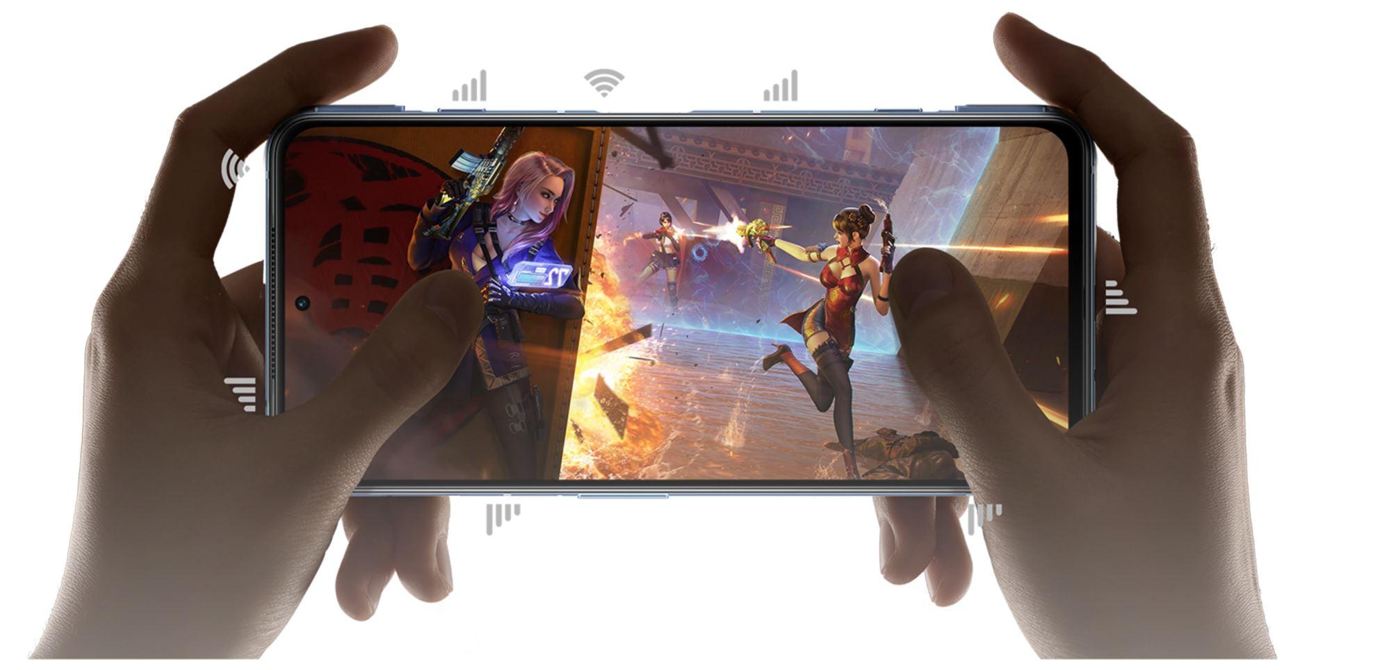 Black Shark 4 - szybki smartfon do gier