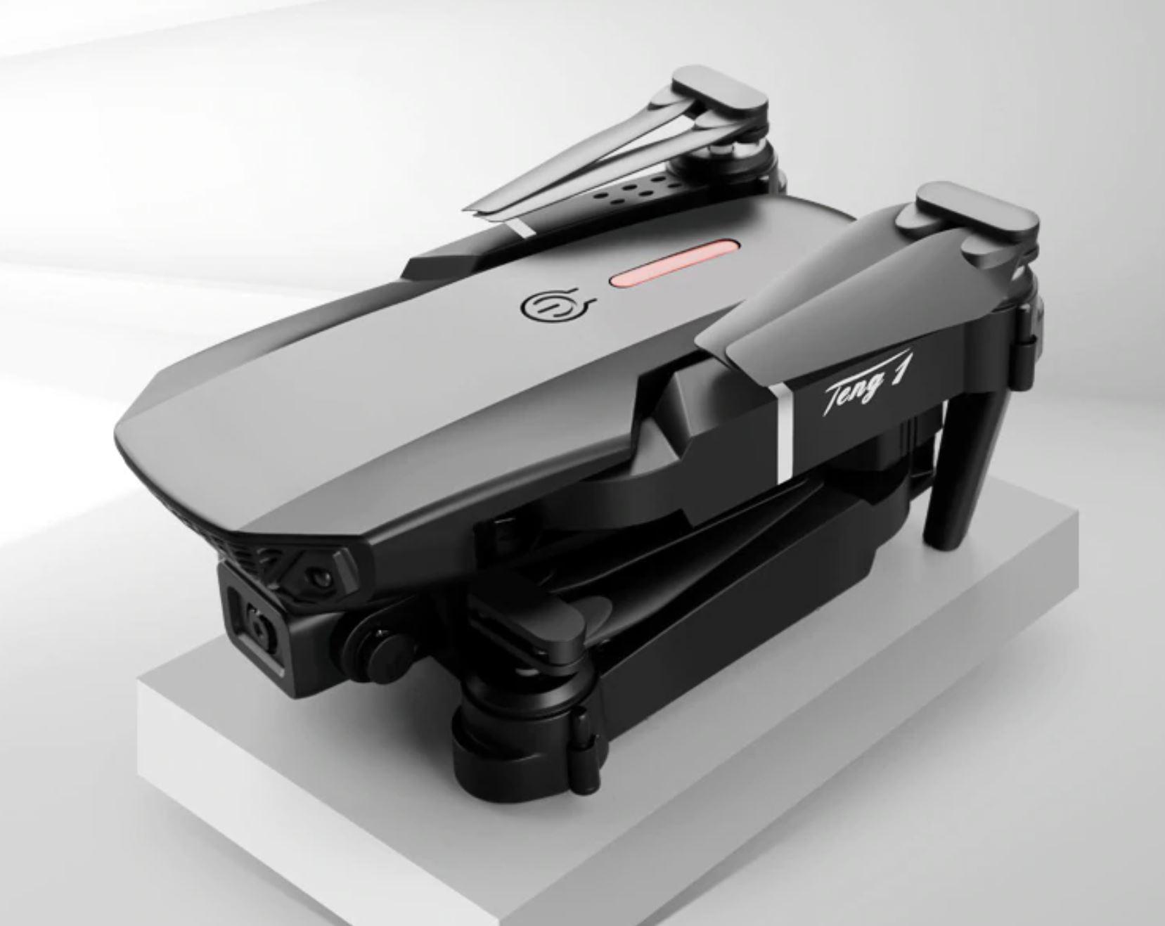 Dzień Dziecka coraz bliżej - pomysły na prezenty z Aliexpress - dron E88