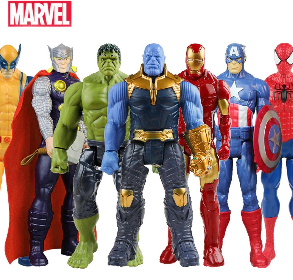 Dzień Dziecka coraz bliżej - pomysły na prezenty z Aliexpress - superbohaterowie