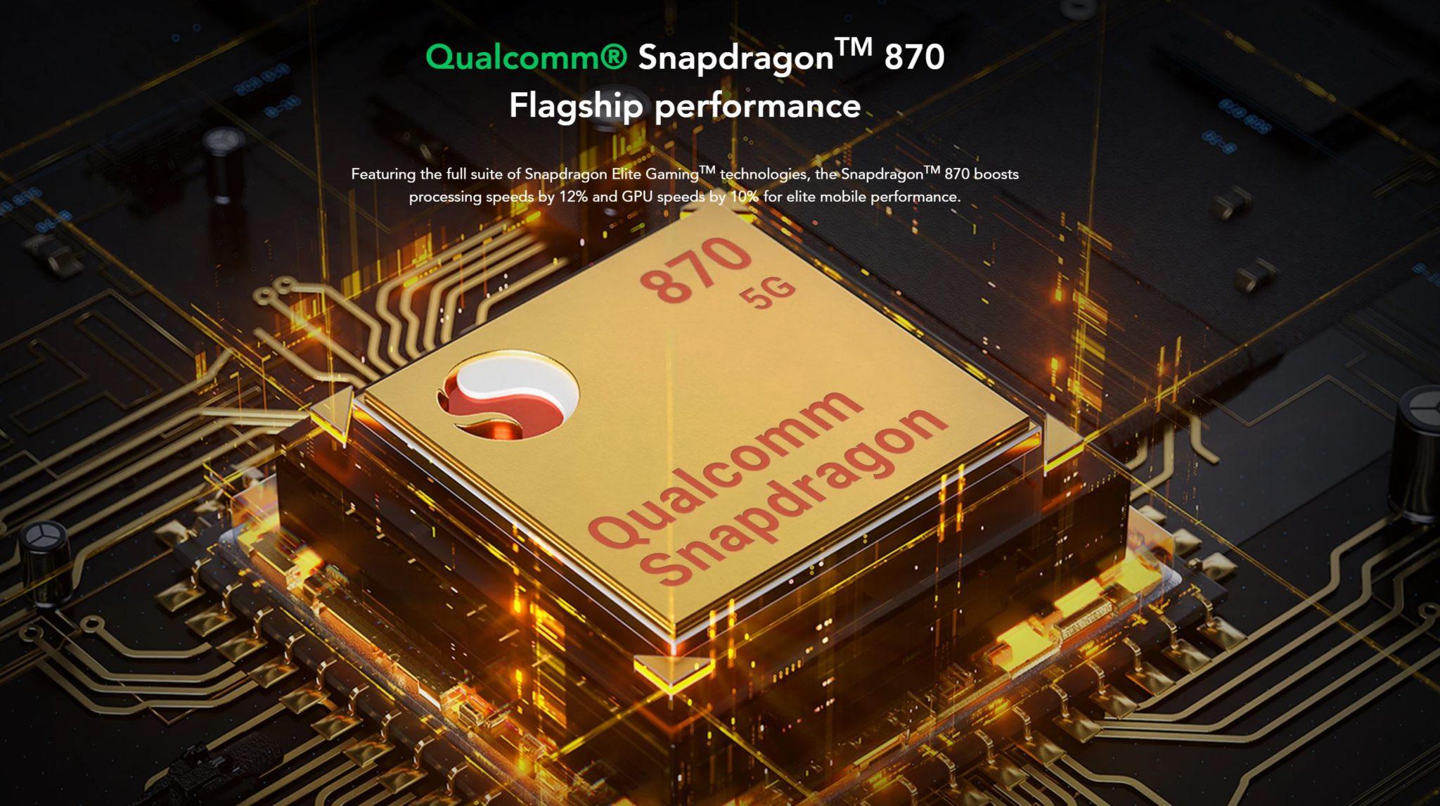 Premiera Black Shark 4 - procesor Snapdragon 870