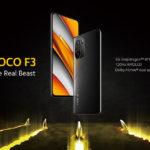 Premiera POCO F3 - kod rabatowy i gratisy dla pierwszych klientów