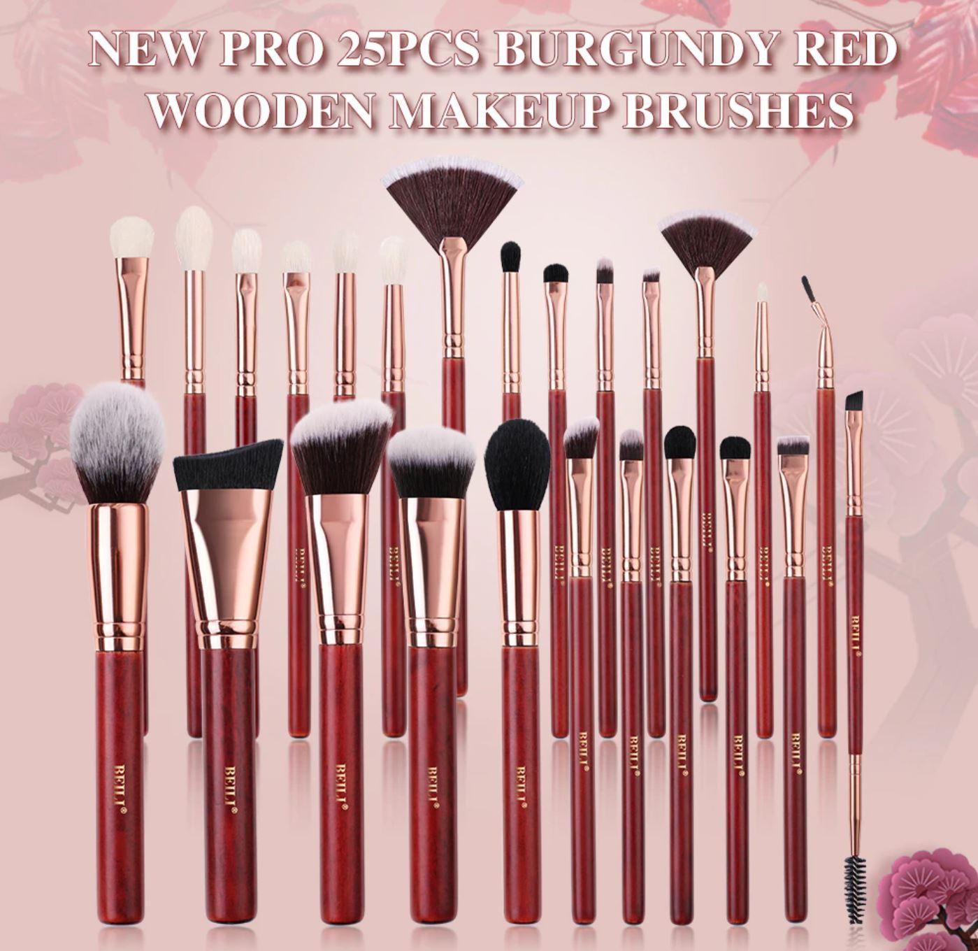 Produkty do pielęgnacji ciała z Aliexpress - sprawdź co warto kupić w promocji - pędzle do makijażu Beili - PRO
