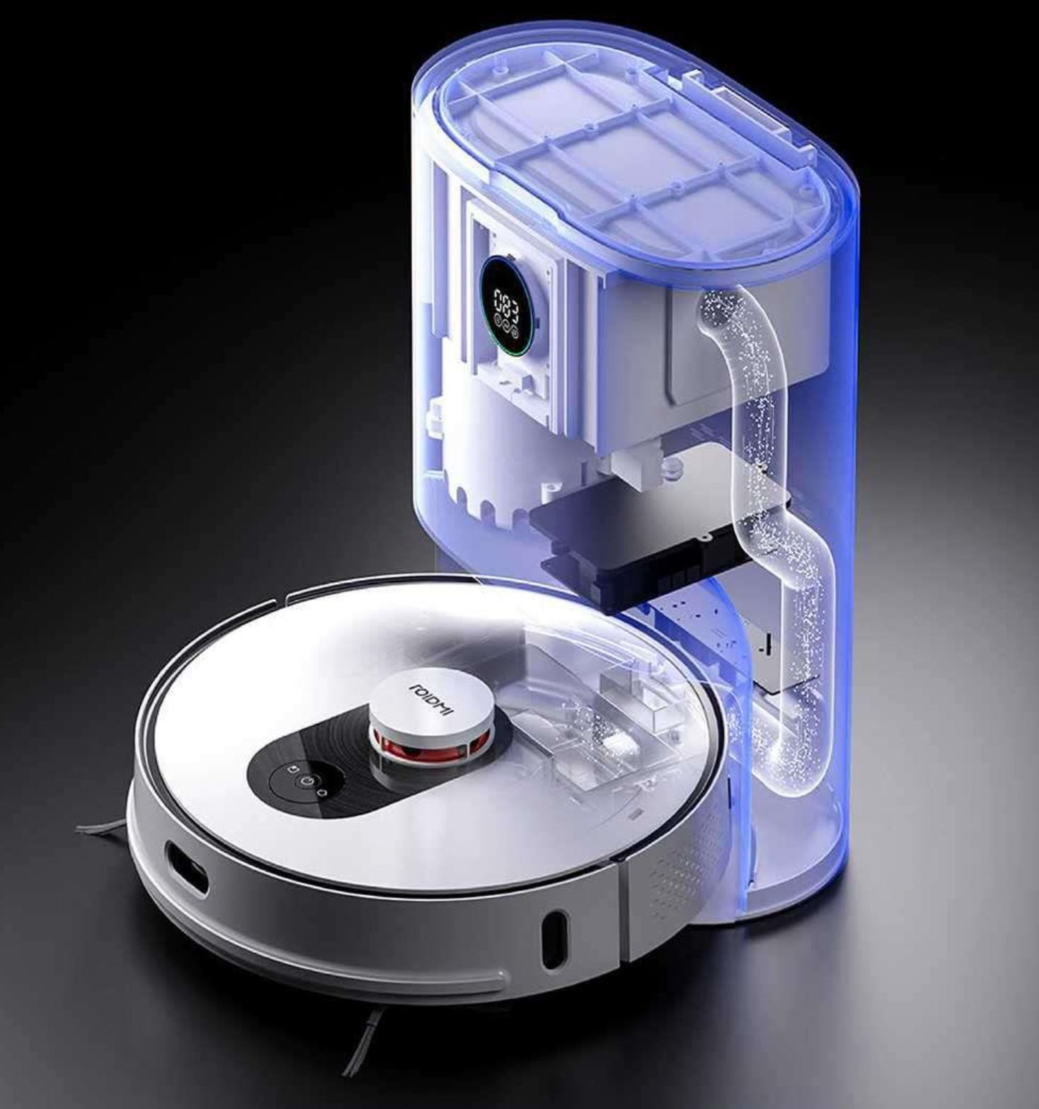 Robot sprzątający Xiaomi Roidmi EVE Plus