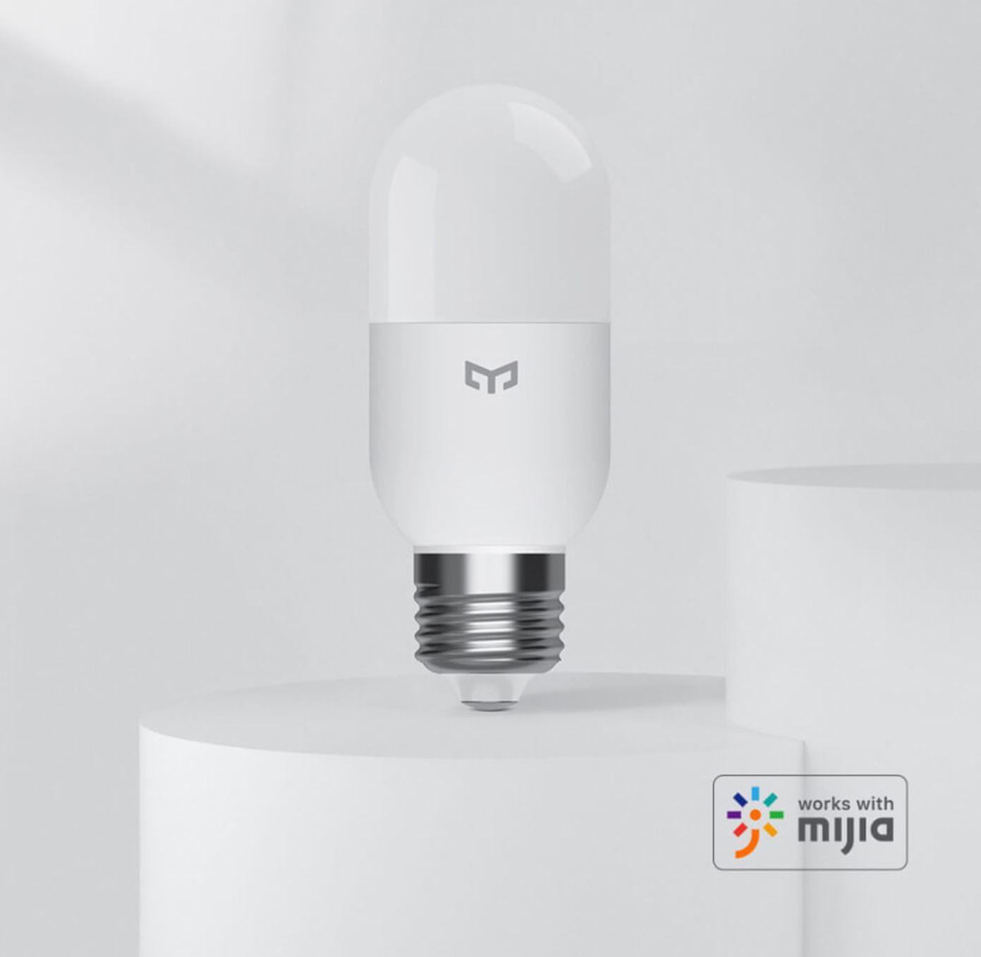 Rozświetl swój dom z Yeelight - świetna oferta na inteligentne żarówki, lampy i plafony - inteligentna żarówka Yeelight LED M2