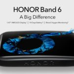 Światowa premiera Honor Band 6 na Aliexpress - opaska sportowa