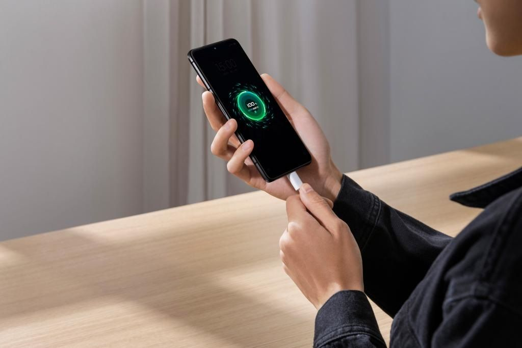 Black Shark 4 - premiera najnowszego smartfona gamingowego - szybkie ładowanie