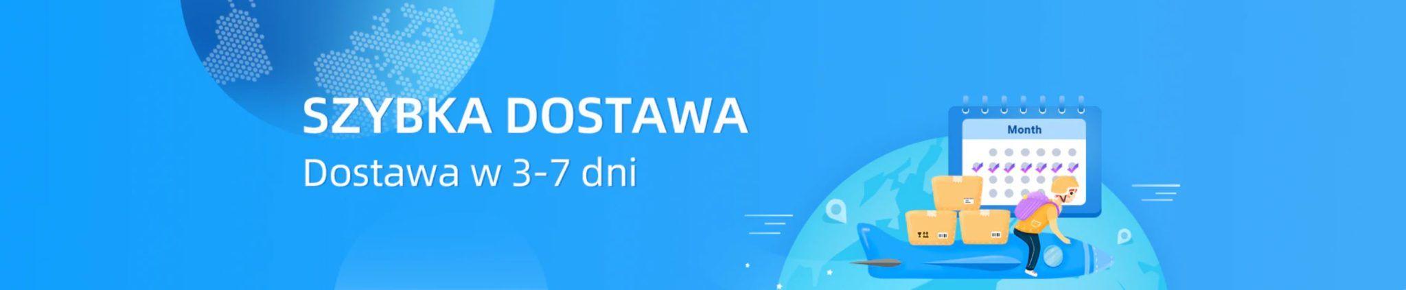 Lokalne oferty Aliexpress - szybka wysyłka z Polski