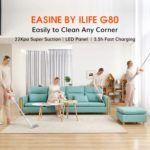 Najlepsze okazje na odkurzacze pionowe w urodzinowej promocji Aliexpress - Easine by iLife G80