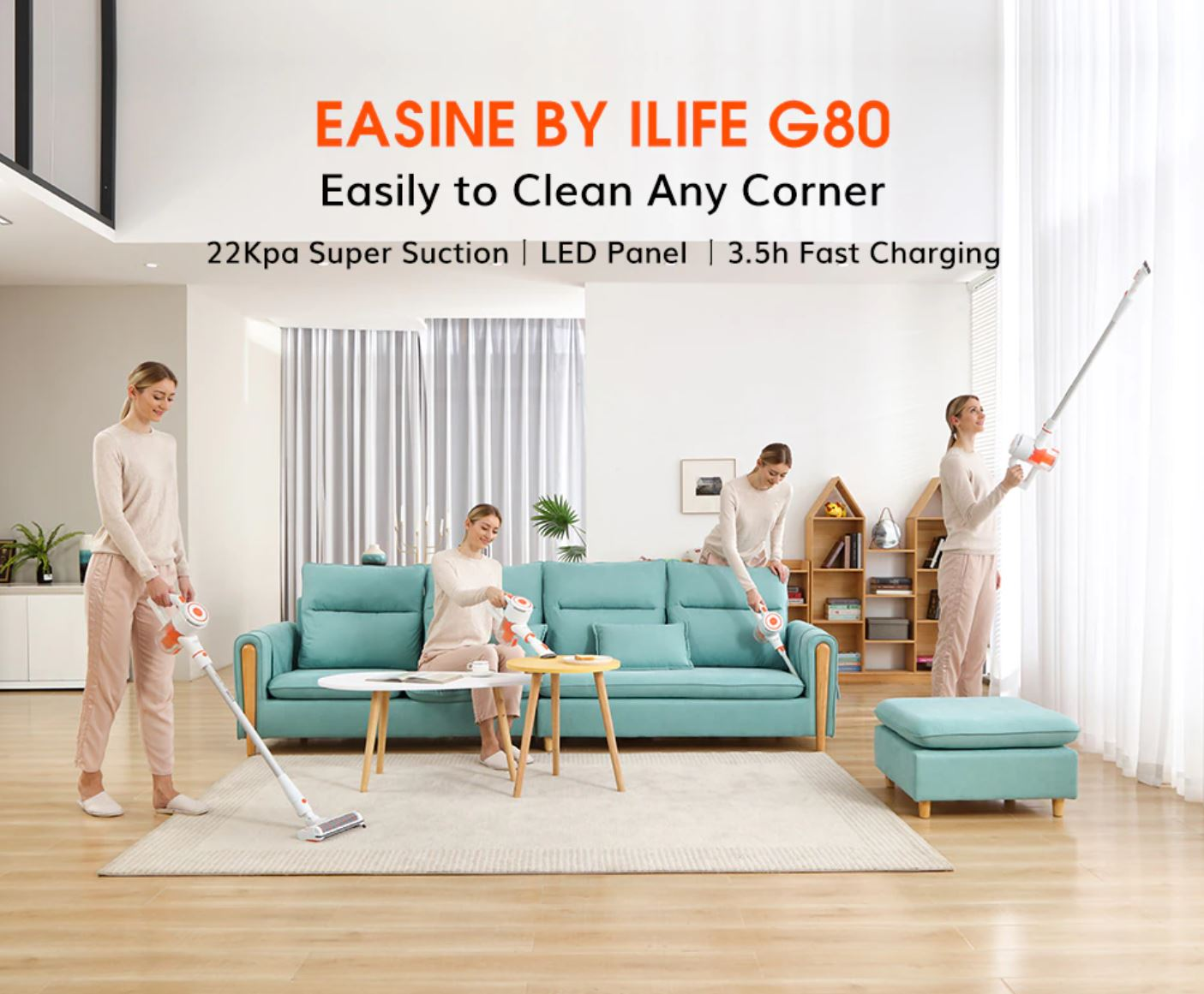 Easine by iLife G80 - bestsellery Aliexpress