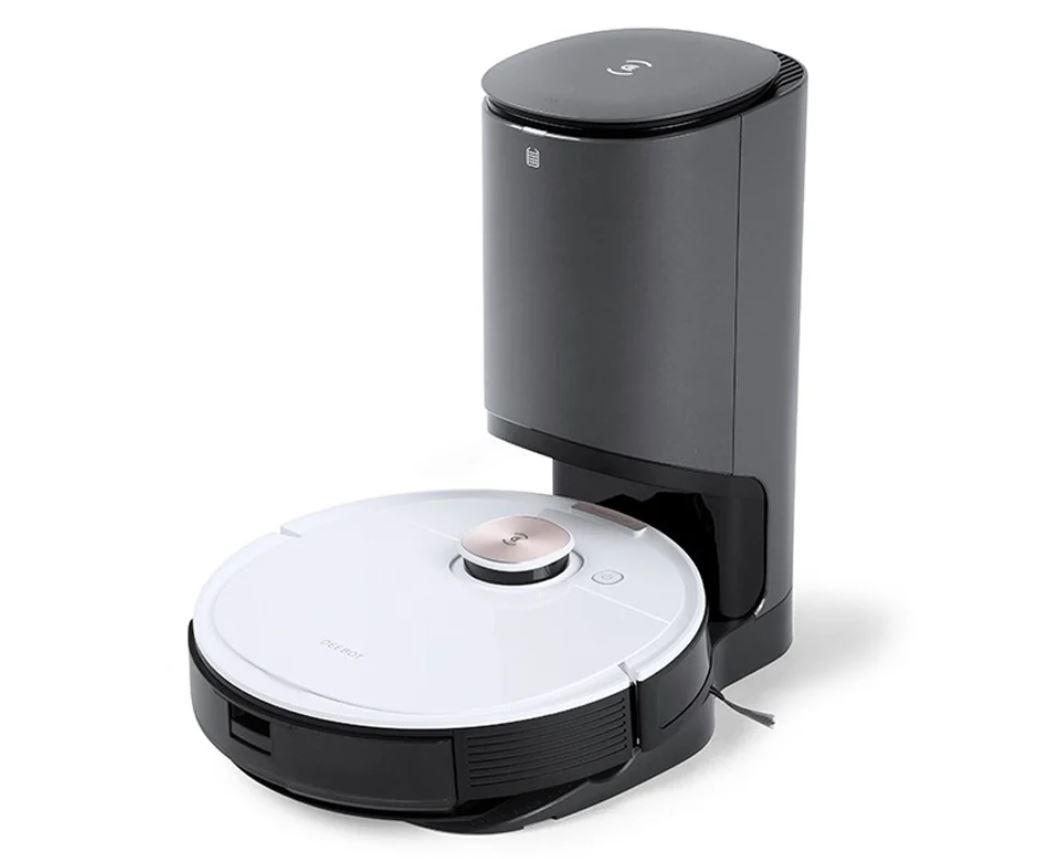 Ecovacs Deebot OZMO T8+ - robot sprzątający