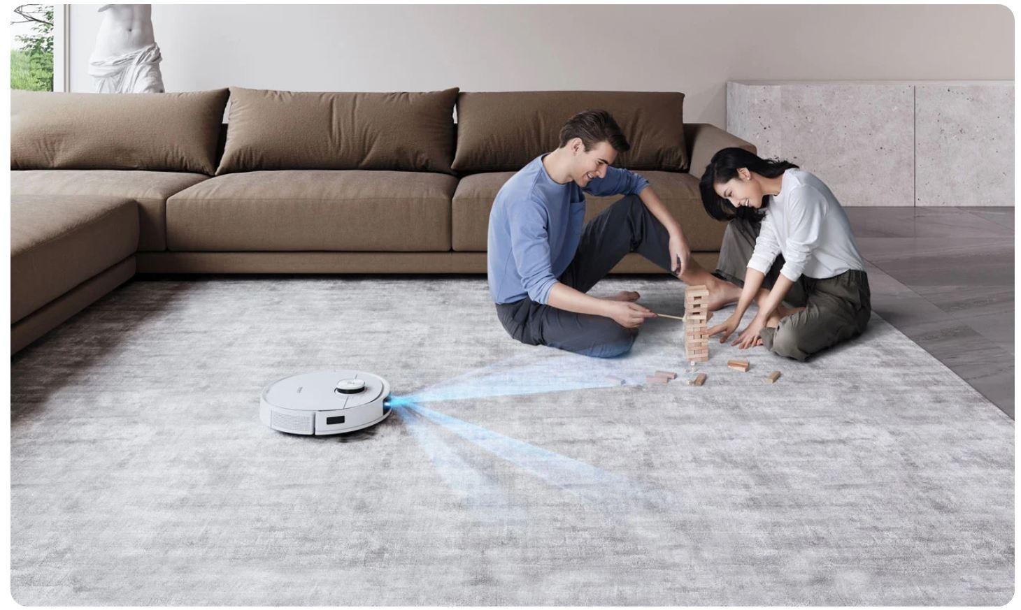 Ecovacs Deebot T9 - robot sprzątający