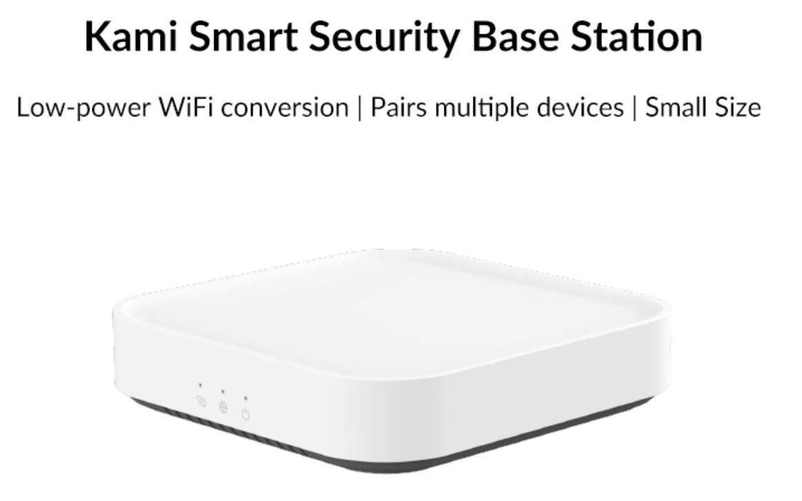 Kami Smart Security Base Station - stacja do kamery IP