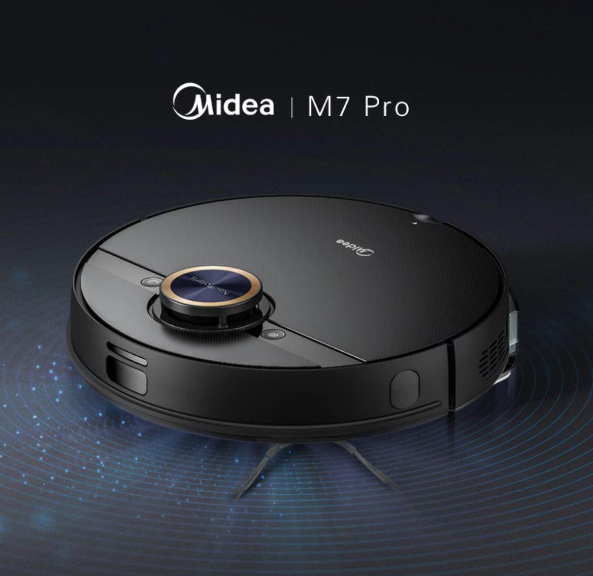 Odkrywaj trendy i nowości na Aliexpress - robot sprzątający Midea M7 pro