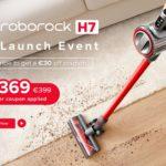 Premiera Roborocka H7 - pobierz kupon rabatowy i skorzystaj z promocji