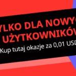 okazja dla nowych użytkowników Aliexpress - okazje za 0,01 USD!