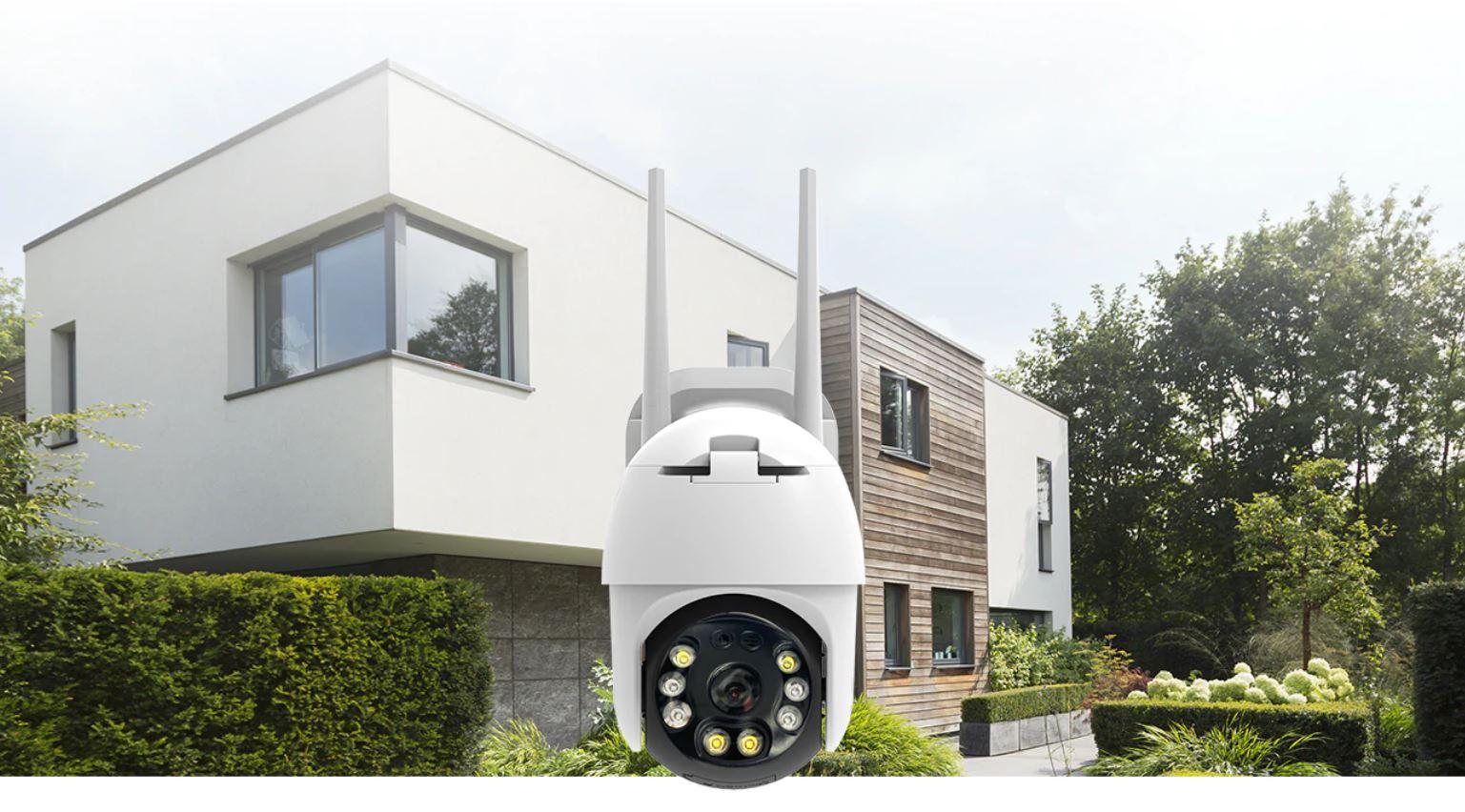 kamera zewnętrzna IP - YI PTZ 1080p