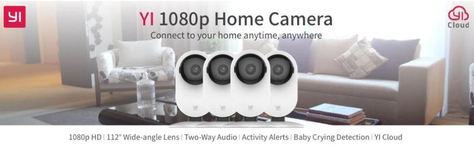 zestaw kamer YI 1080p Home Camera