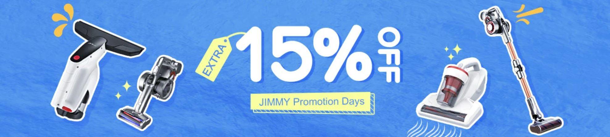 promocja produktów marki Jimmy w Banggood