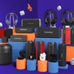 sprzęt audio Tronsmart - słuchawki i głośniki Bluetooth