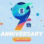 9. urodziny geekbuying