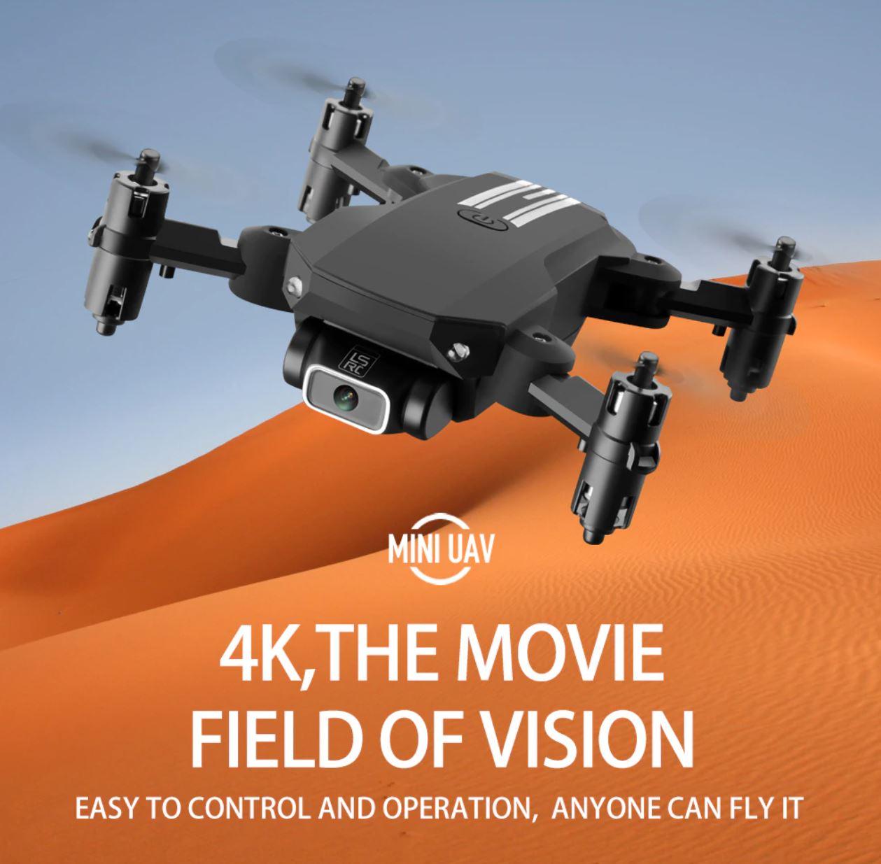 Drony od 50 zł i inne zabawki dla dużych chłopców w promocji Aliexpress - XKJ Mini Drone