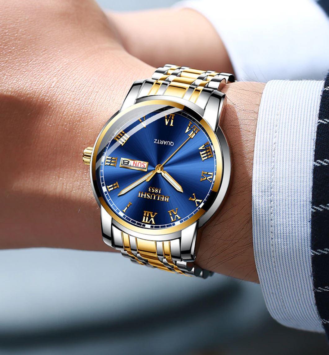 Dzień Ojca z Aliexpress - pomysły na prezent dla faceta - zegarek