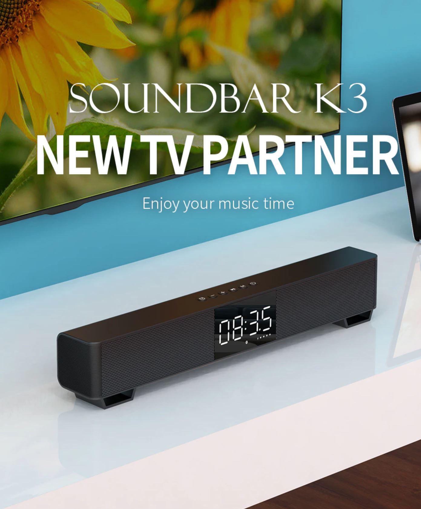Kino domowe z Aliexpress - Soundbar mifa K3