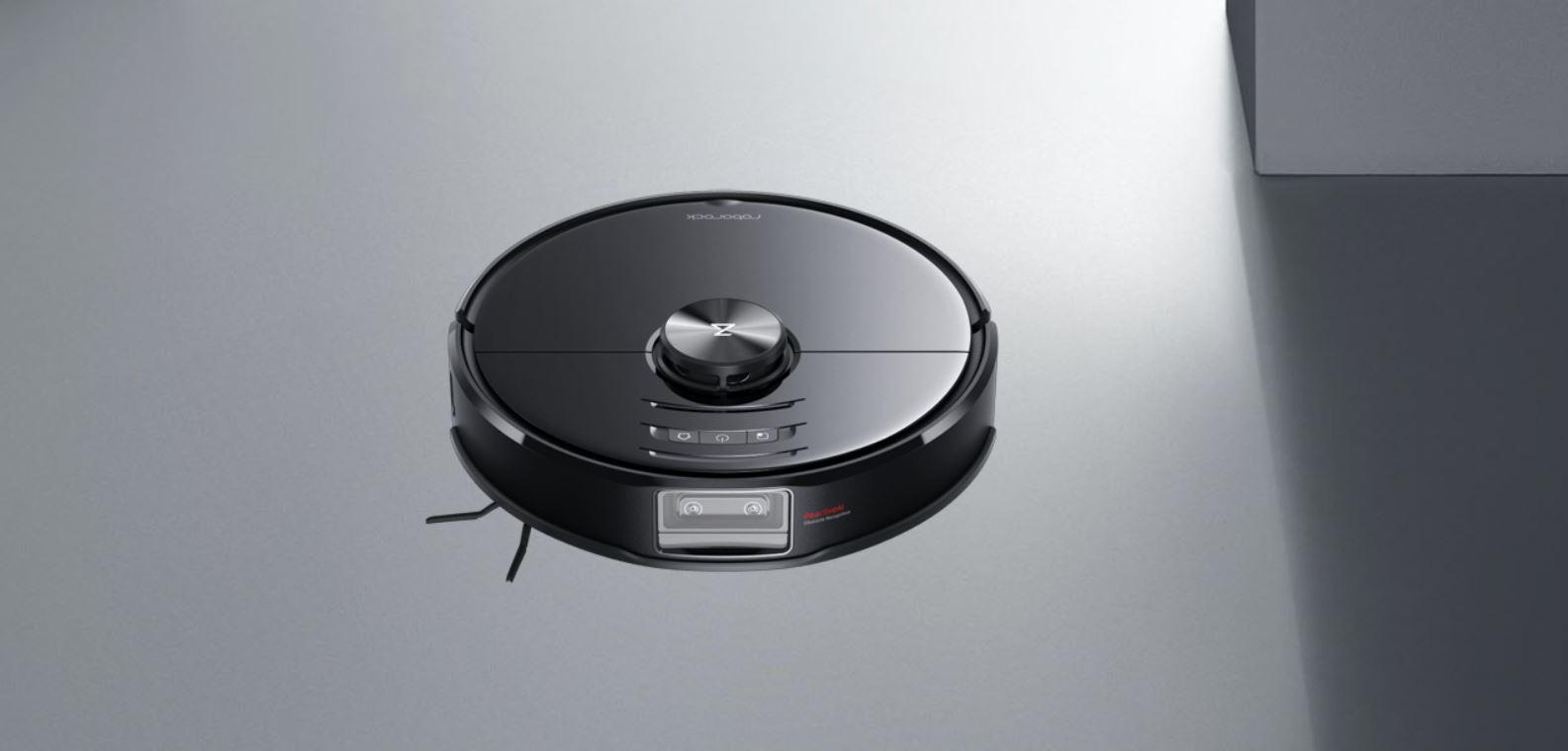 Najpopularniejsze roboty sprzątające - TOP 10 - Roborock S6 maxV