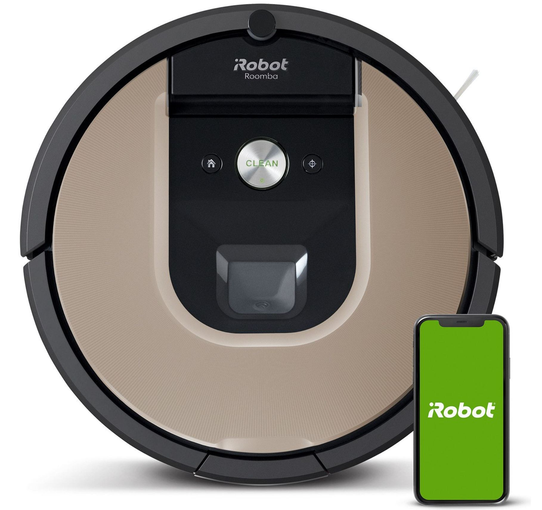 Najpopularniejsze roboty sprzątające - TOP 10 - iRobot Roomba 976