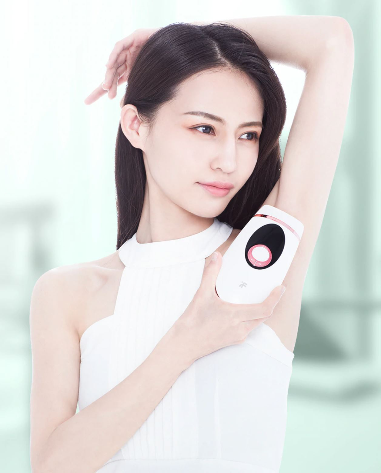 Promocje Aliexpress w dziale Beauty - inFace depilator IPL