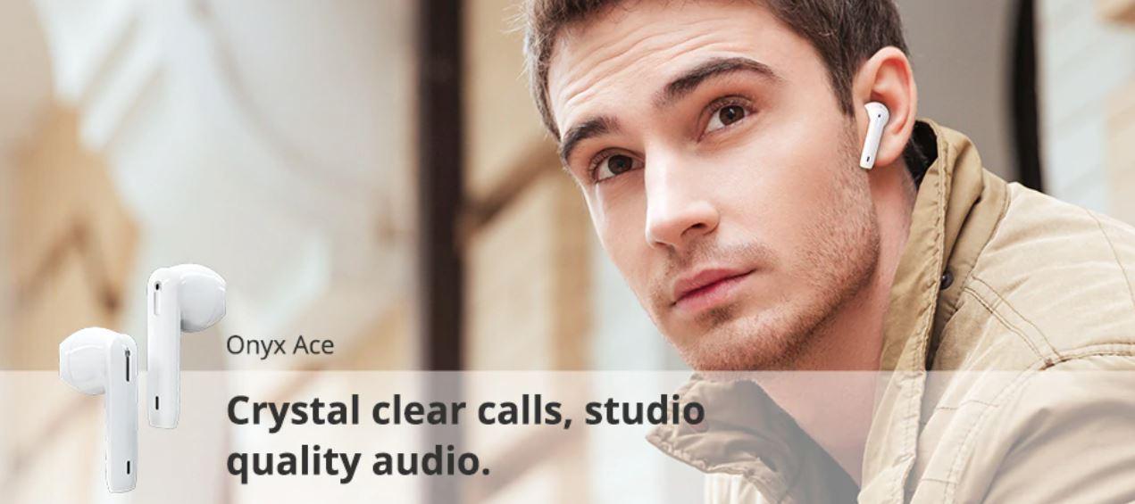 Sprzęt audio z Aliexpress - słuchawki Bluetooth Onyx Ace