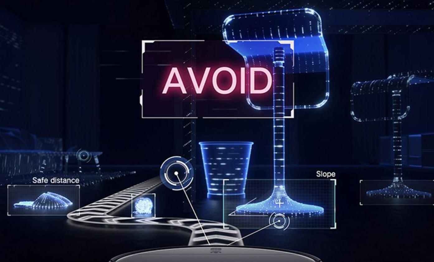 Xiaomi Mi Robot Vacuum Mop 2 Pro + w rewelacyjnej promocji na Aliexpress - omijanie przeszkód