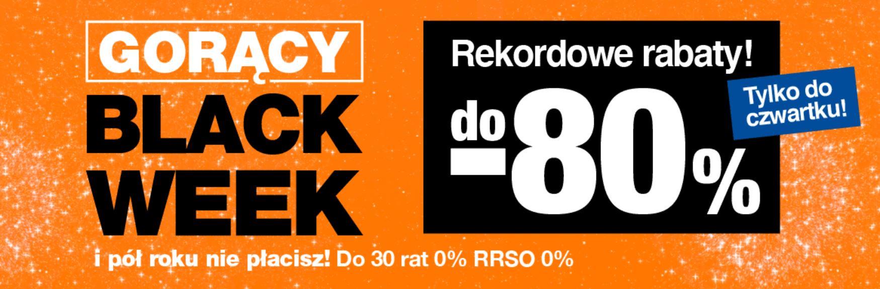 Gorący Black Week w RTV Euro AGD - moje TOP 10 hitów AGD - promocja