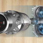 Odkurzacz pionowy z funkcją mopowania - Proscenic P11 Combo - mopowanie