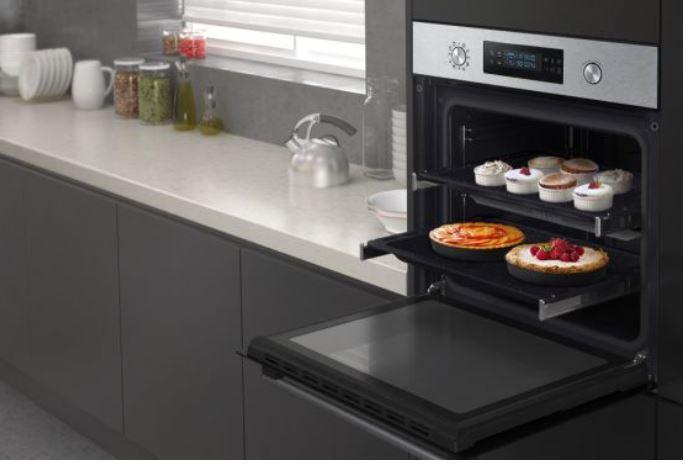 Piekarnik Samsung Dual Cook NV66M3531BS