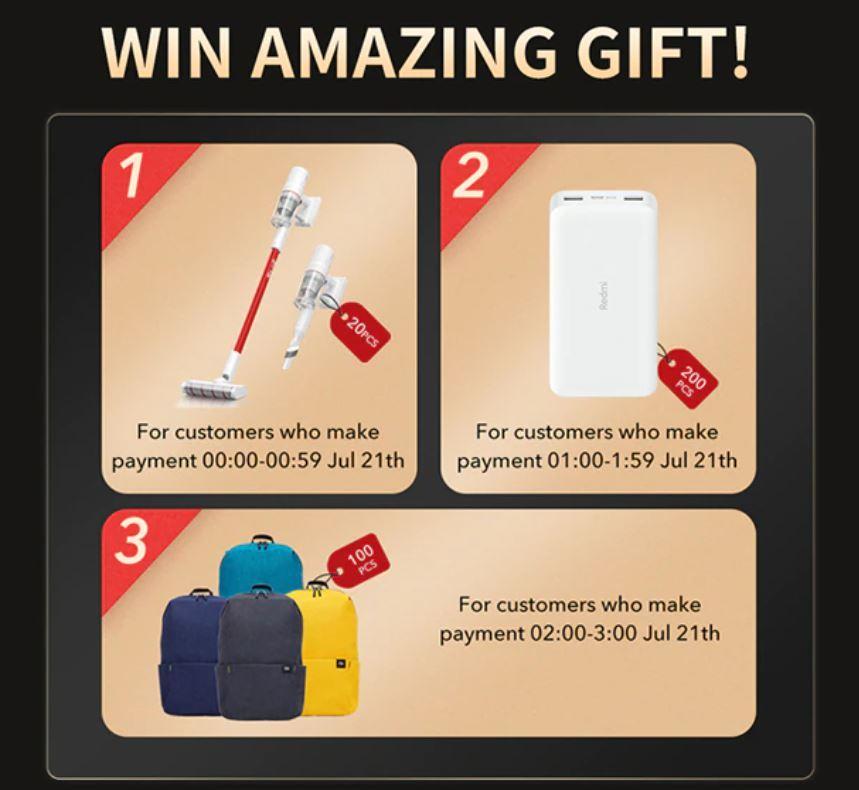 Premiera słuchawek Bluetooth Redmi Buds 3 Pro - nagrody w loterii