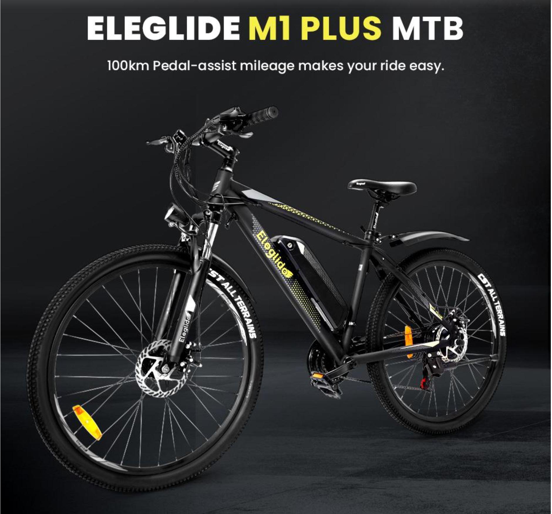 Rower górski elektryczny Eleglide M1 PLUS MTB