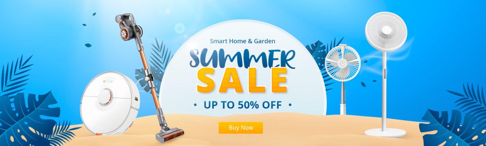 Summer Sale Geekbuying 2021