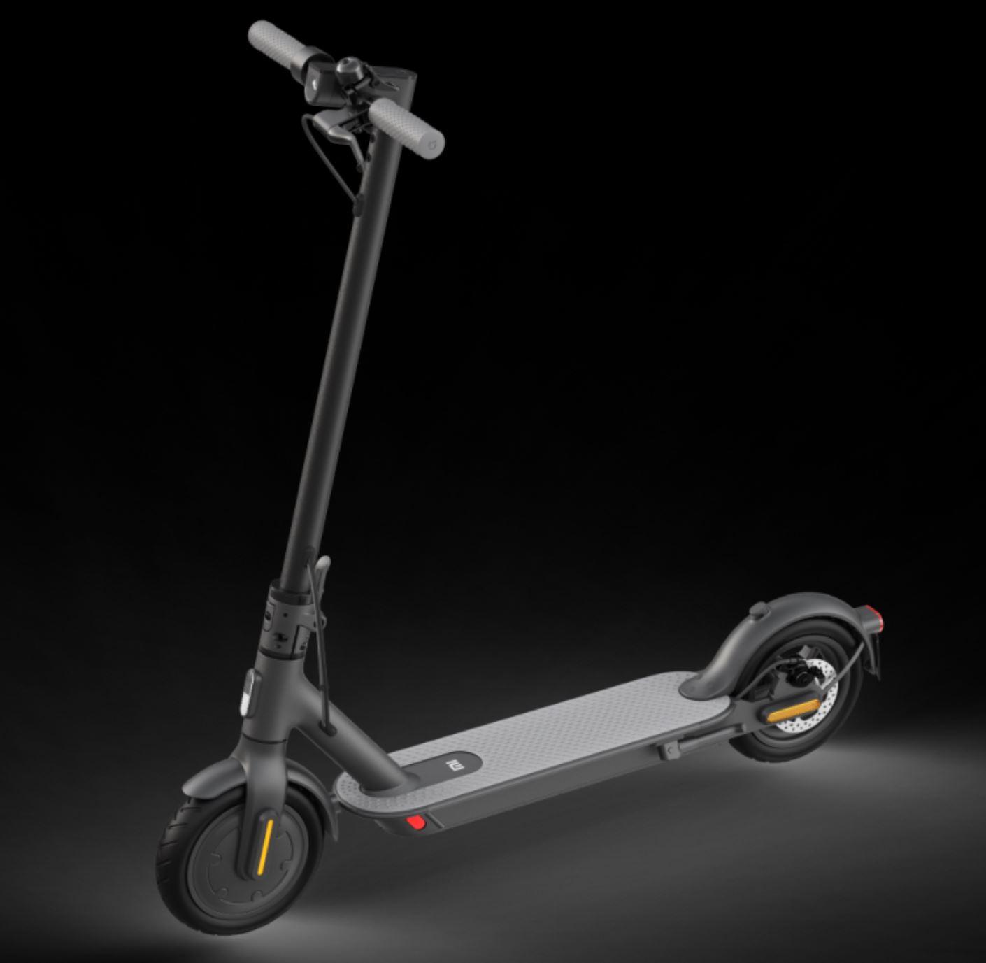 TOP 10 hulajnóg elektrycznych - ranking - Xiaomi Mi Electric Scooter 1S
