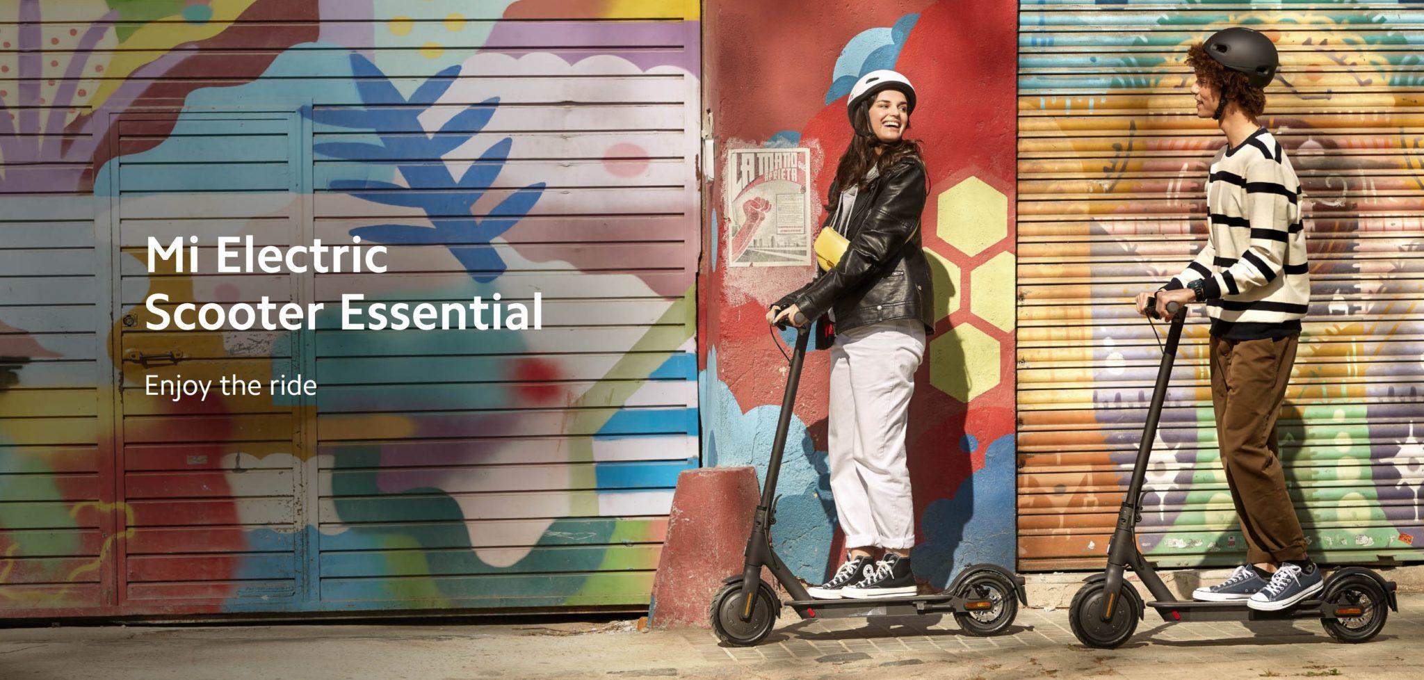 TOP 10 hulajnóg elektrycznych - ranking - Xiaomi Scooter Essential